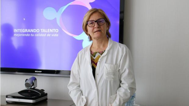 Rosa Noguera, directora de l'estudi