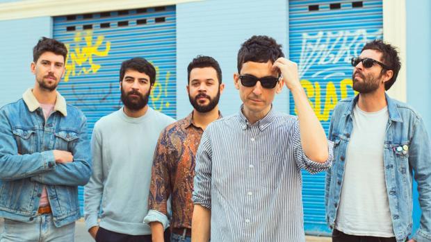 Tórtel, el grup valencià que actuarà a la festa de presentació del Music Port Fest el 18 de maig