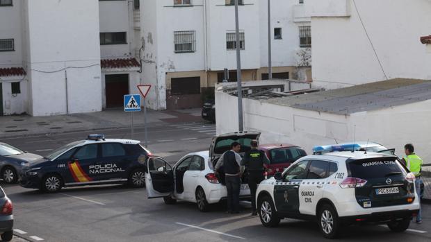 Incidente en Algeciras ocurrido el pasado noviembre cuando se registró un tiroteo