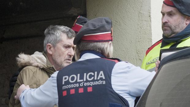 Jordi Magentí fue detenido a finales de febrero en Anglés