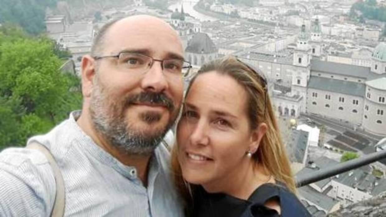 Numerosas muestras de condolencia por la muerte de Teresa Nebot y su marido Xavier Prats