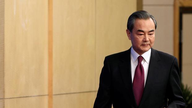 Wang Yi, ministro de Asuntos Exteriores chino