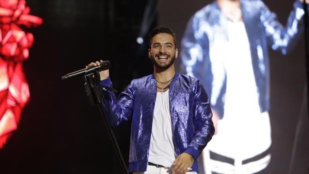 El cantante Maluma, en una foto de archivo