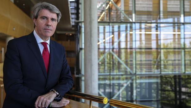 Ángel Garrido se enfrenta este jueves a la primera jornada del debate de investidura