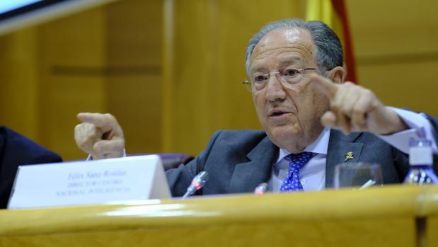 Félix Sanz clausuró ayer las jornadas «Guerra Híbrida» organizadas por el Instituto Seguridad y Cultura