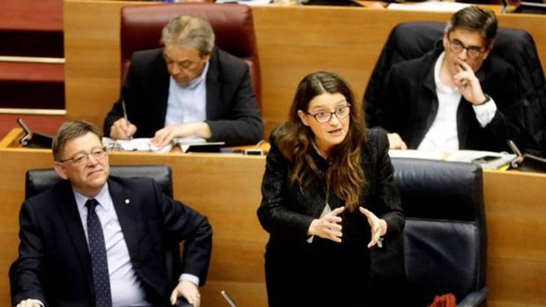 Las Cortes Valencianas votarán si hay comisión de investigación de la financiación del PSPV y el Bloc