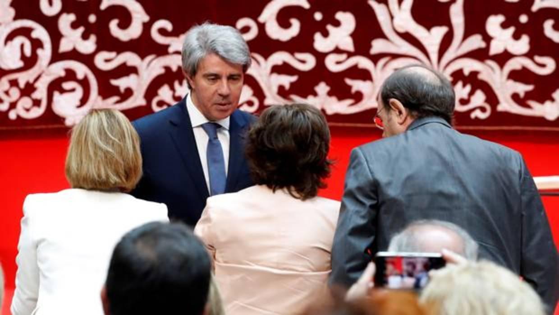 Garrido incluye dos mujeres más en su gobierno y recupera la vicepresidencia