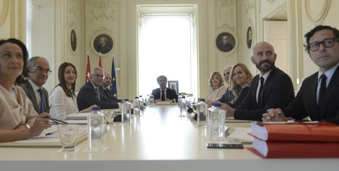 Garrido aprobará en siete días la Ley de Rebajas Fiscales para 2019