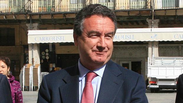 El exvicepresidente de la Junta Jesús Merino, en una imagen de archivo