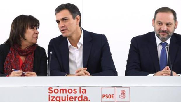 Pedro Sánchez preside una ejecutiva socialista