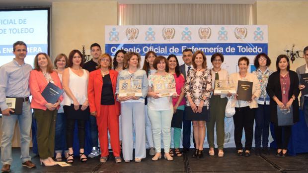 Premios al reconocimiento enfermero