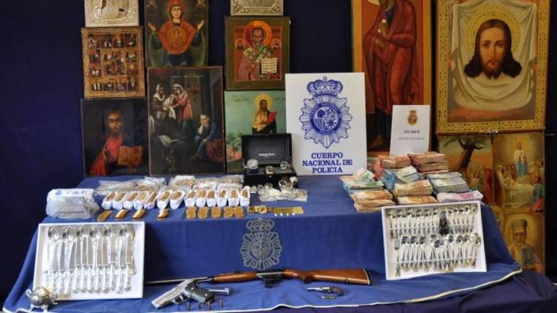 Oro, diamantes y criptomonedas: el botín que un grupo criminal obtenía de robos y vendía de forma legal