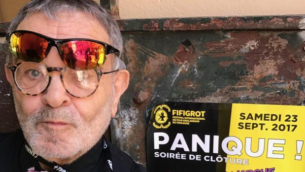 El dramaturgo Fernando Arrabal, colaborador del festival alicantino
