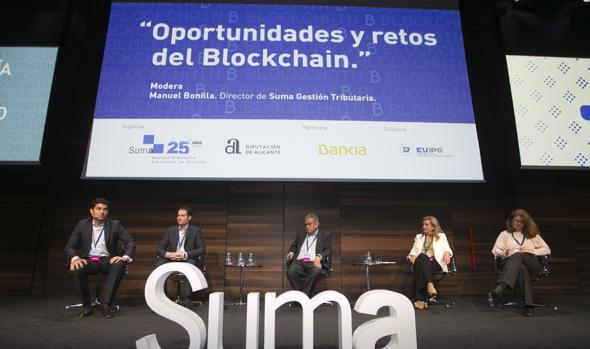 Imagen del congreso celebrado este viernes en Alicante