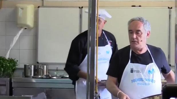 Ferr n adri aboga por una comida que apueste por el for Ferran adria comida