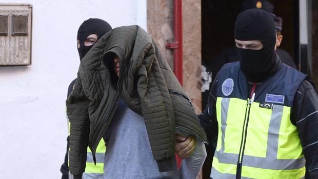 Imagen de archivo de una operación antiyihadista