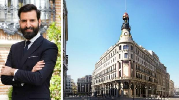 Villar Mir ficha a un jefe de Harrods para dirigir «La Galería de Canalejas»