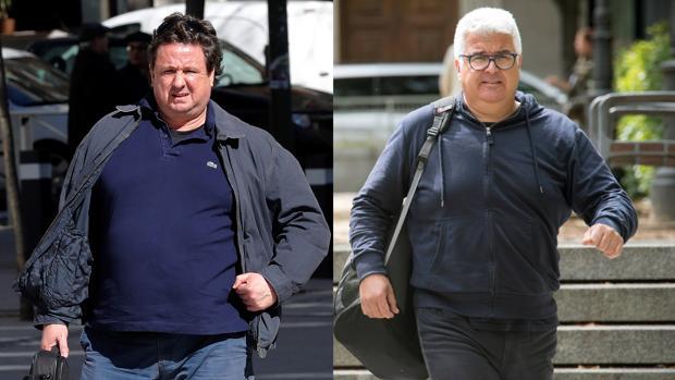 José Luis Peñas y Juan José Moreno, los exconcejales del PP que grabaron a Francisco Correa