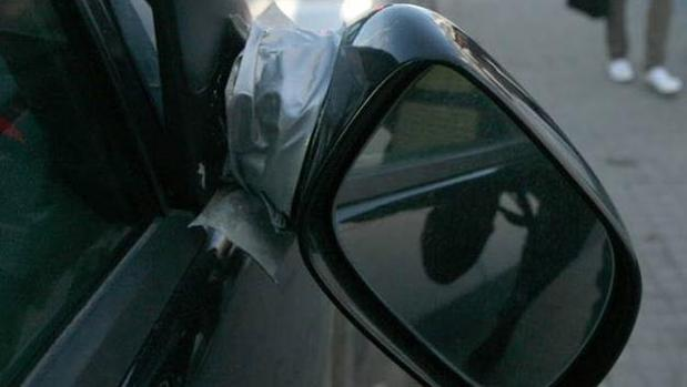 Detenida por romper espejos retrovisores y la puerta de un - Romper un espejo ...