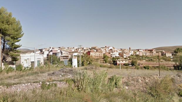 Aragn Vista De La Localidad Zaragozana Gotor Escenario Del Festival Far West