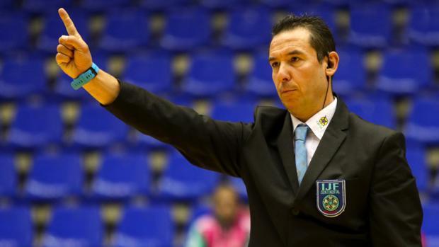 José Andrés Merino, árbitro guadalajareño de judo con licencia A