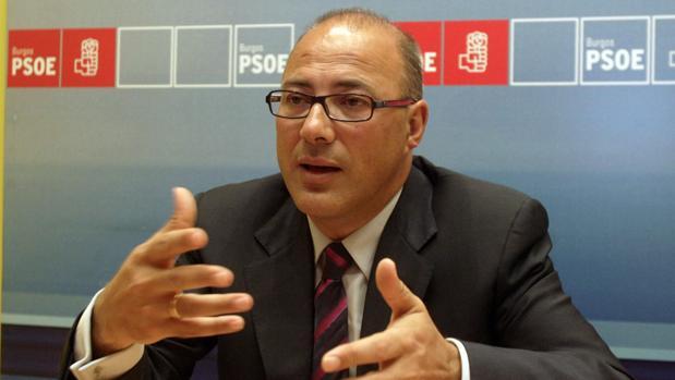 Ángel Olivares, en una imagen de archivo de 2007