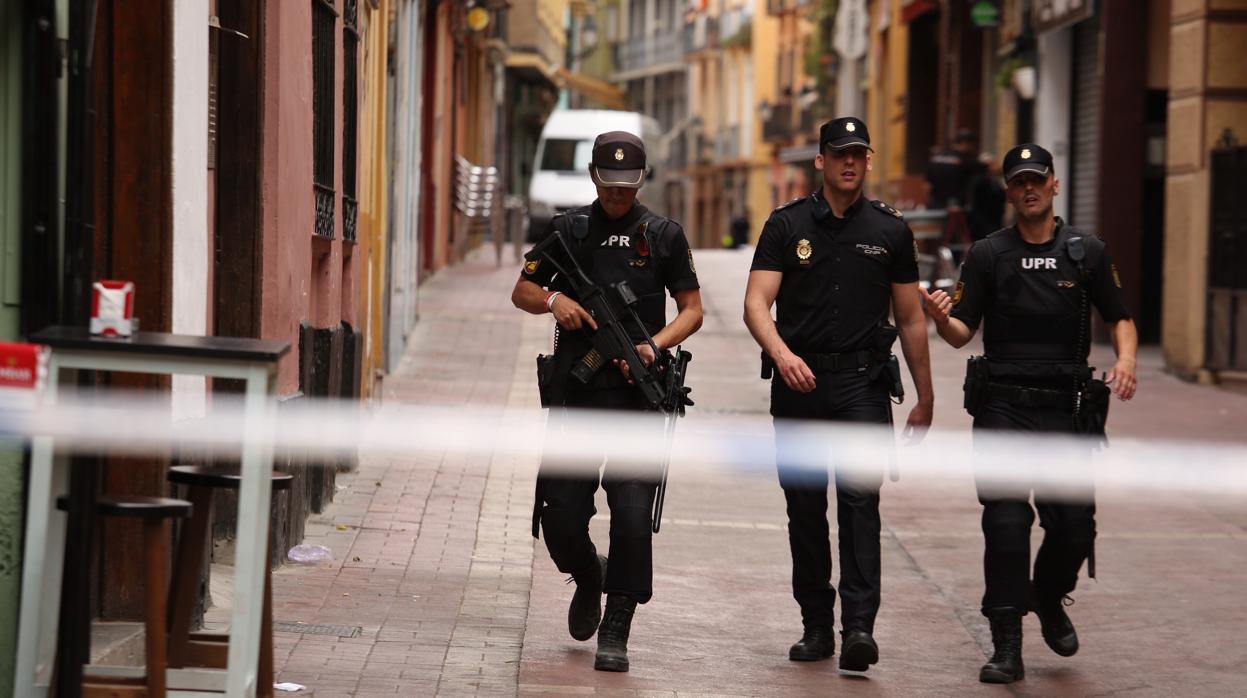 Una falsa amenaza de bomba alarma al Casco Antiguo de Zaragoza