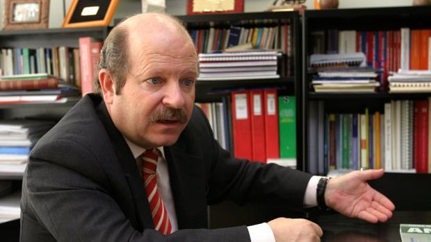 Carlos Macía, en una imagen de archivo