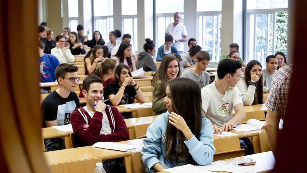 Los exámenes se realizaron los días 4, 5 y 6 de junio