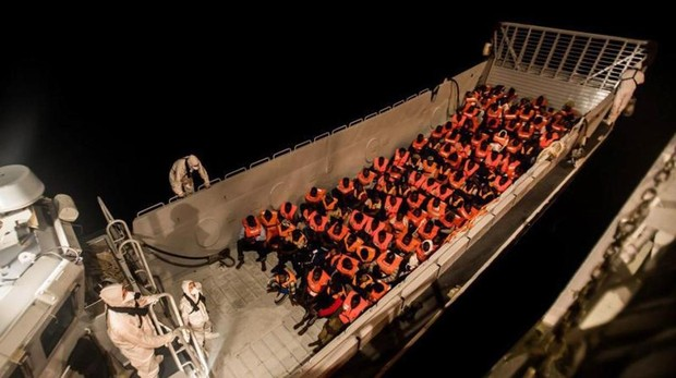 España acogerá el barco