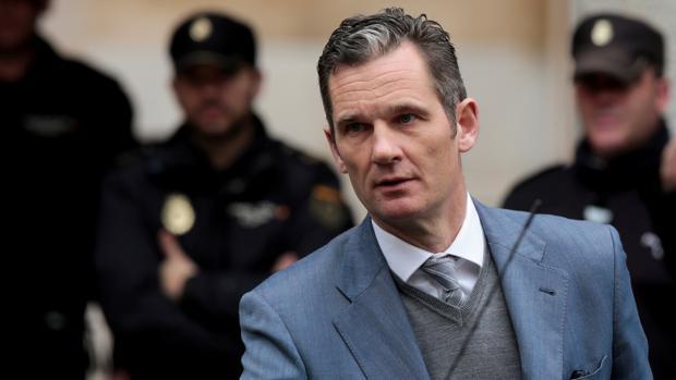Iñaki Urdangarin, sin posibilidad de eludir la cárcel
