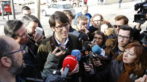 El asesor del PP Luis Salom, en una imagen de archivo