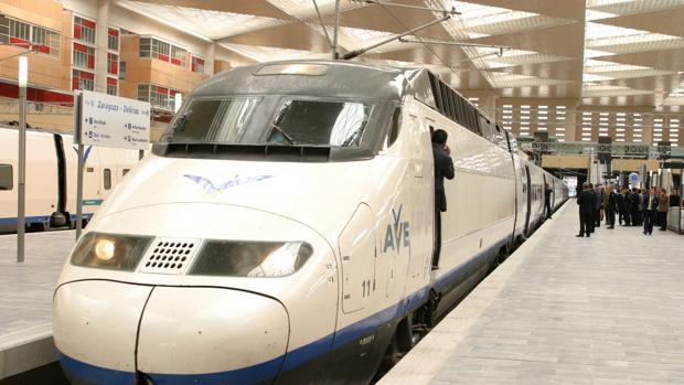 Estación del AVE de Zaragoza