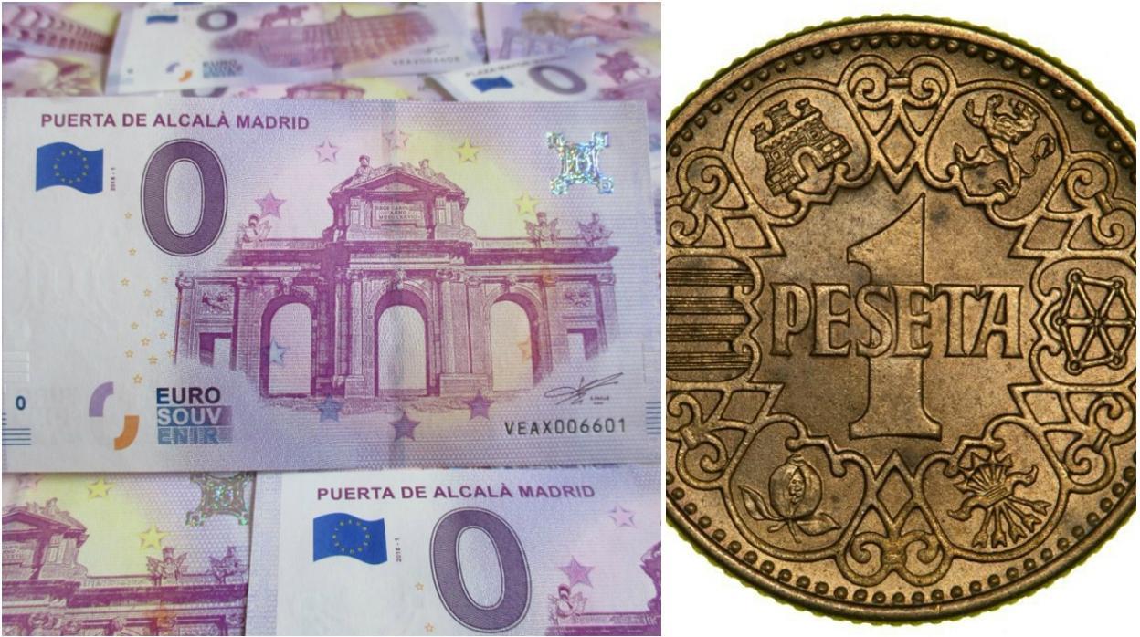 Si tienes una de estas monedas de peseta podrás venderlas por miles de euros en Madrid