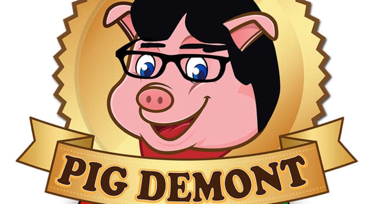 Puigdemont denuncia a la empresa «Pig Demont»