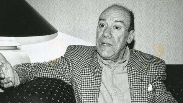 El fallecido José Luis Rodríguez Pardo