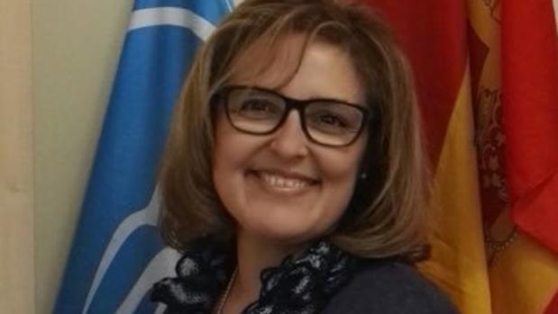 La concejal del PP en Pinto, Rosa María Ganso