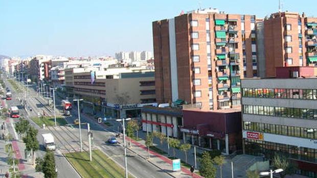 La ciudad de Cornellà de Llobregat en una imagen de archivo