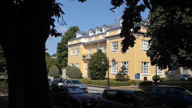 Foto de archivo del ayuntamiento de Oleiros