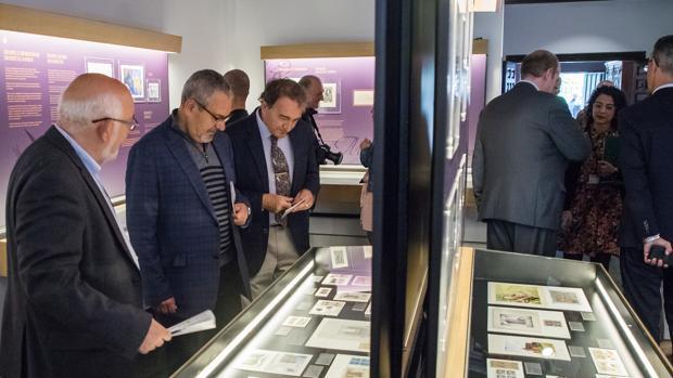 Exposición «Don Miguel de Cervantes Saavedra, embajador de España» en la Casa de Cervantes de Valladolid