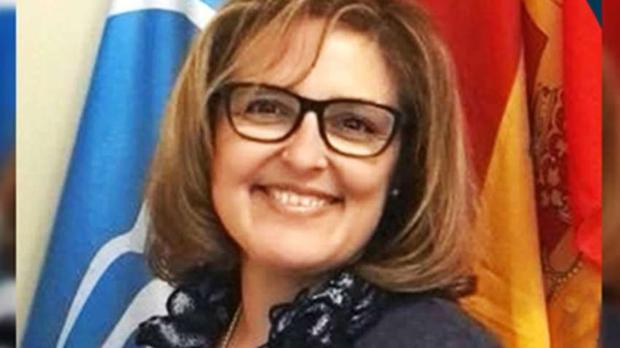 La concejala del PP de Pinto, Rosa María Ganso