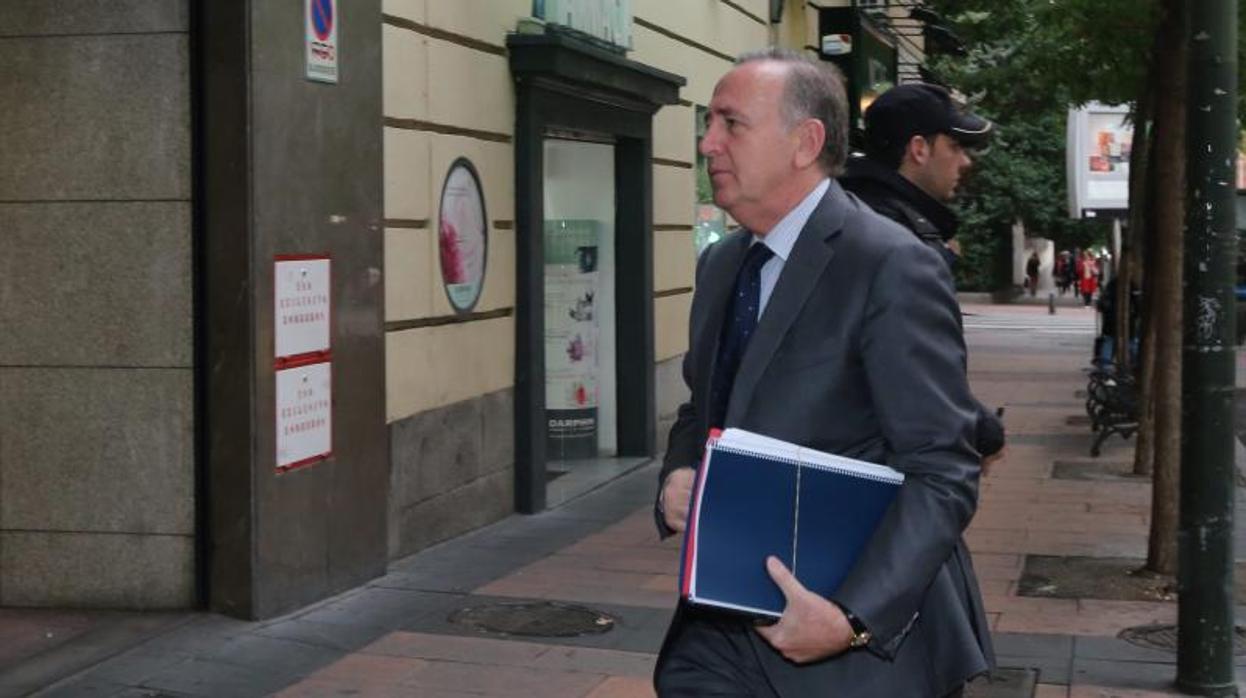 El juez pide 164 años de prisión a la antigua cúpula de Pescanova