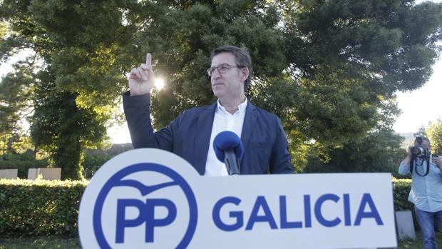 Feijóo antepone Galicia al PP y rechaza aspirar a la sucesión de Rajoy