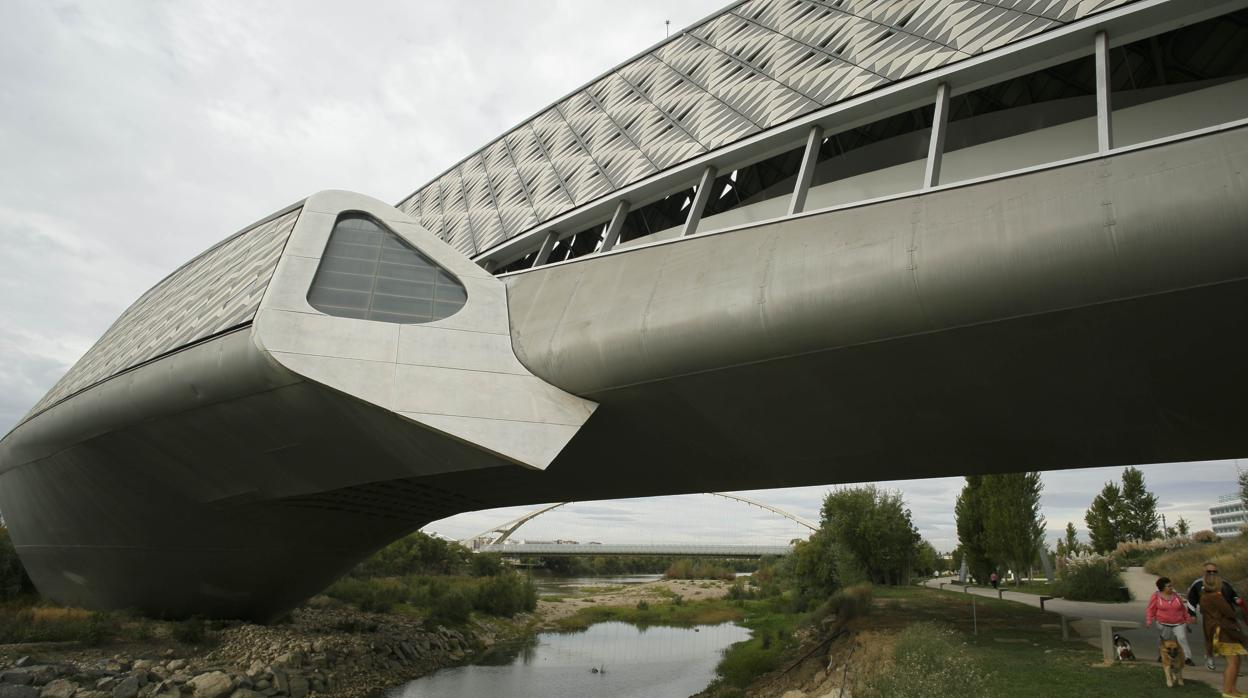 Aragón se gastará otro millón y medio de euros en remozar el puente de la Expo que costó 73 millones