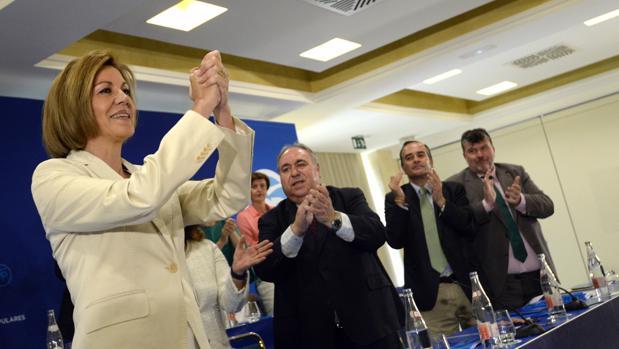 Cospedal: «Quiero ser la primera mujer que presida el gobierno de España»