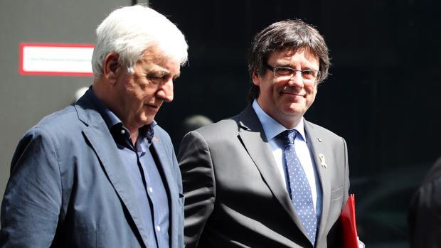 Gerona da otros 142.000 euros en subvenciones a la feria del amigo de Puigdemont