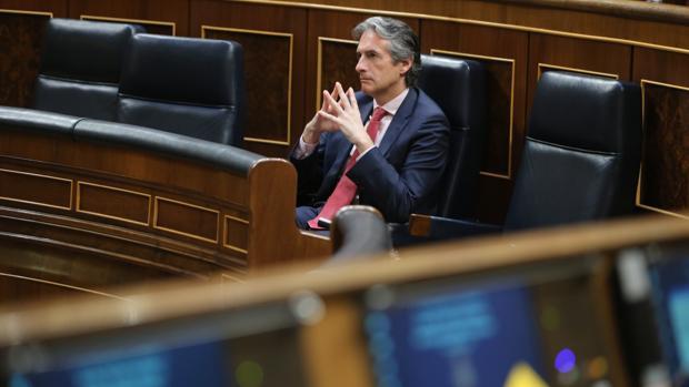 Íñigo de la Serna, en el Congreso