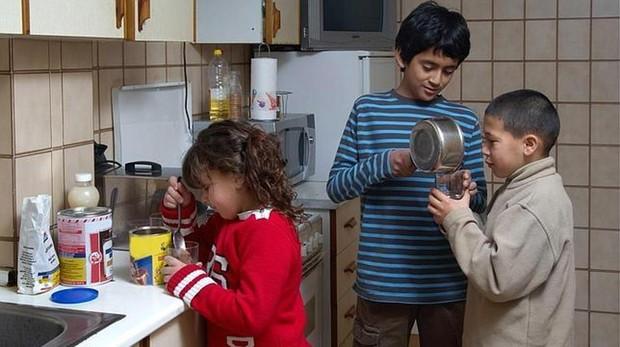 Muchas familias se ven obligadas a compartir vivienda por su precariedad económica