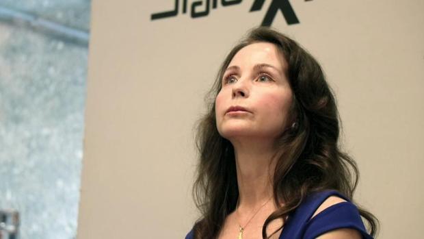 La juez Mercedes Alaya, durante el foro celebrado en Madrid el pasado 4 de junio
