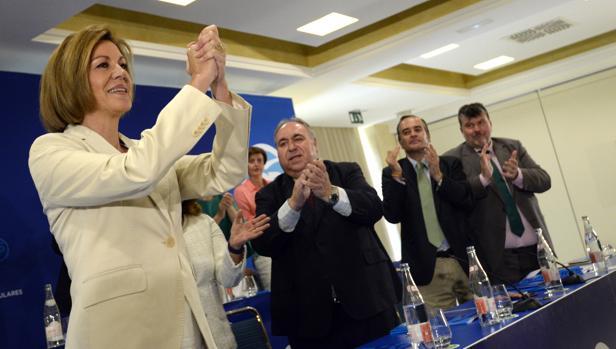 El PP regional se prepara para afrontar su futuro sin Cospedal